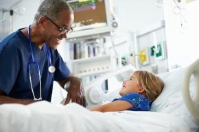 Engaged families make hospitalssafer
